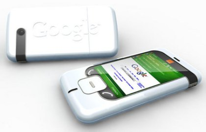 Concept Google Phone