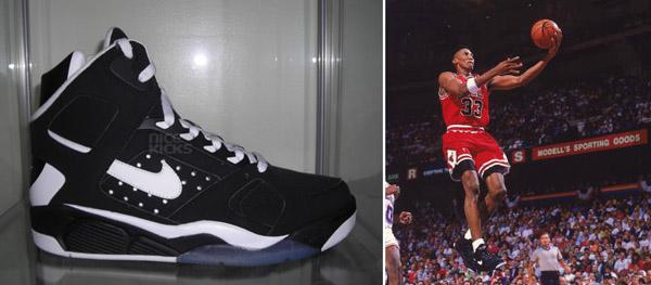prezzo più economico 100% autenticato scarpe da ginnastica Nike Air Flight | 2 Live And Fly