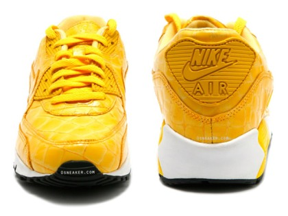 nike-air-max-90-yellow-croc-skin-sneaker-2