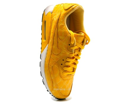 nike-air-max-90-yellow-croc-skin-sneaker-3